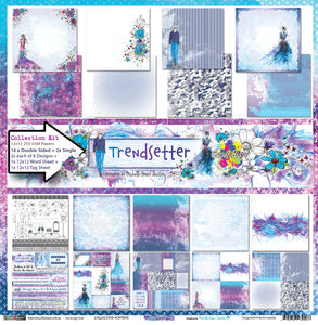 Trendsetter - Paper Collection Pack