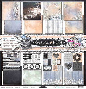 Grateful Heart - Paper Collection Pack
