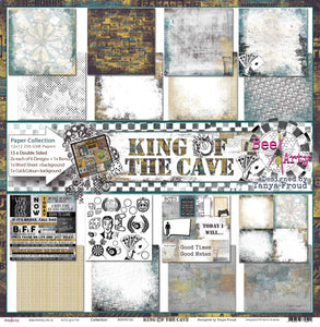 King Of The Cave - Paper Collection Pack