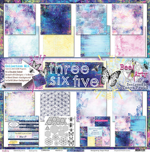 Three Six Five - Paper Collection Pack