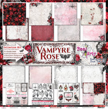 Load image into Gallery viewer, Vampyre Rose - Paper Collection Pack