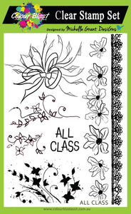 All Class - Clear Stamp Set