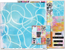 "Load image into Gallery viewer, Silence - 12""x12"" Scrapbooking Paper"