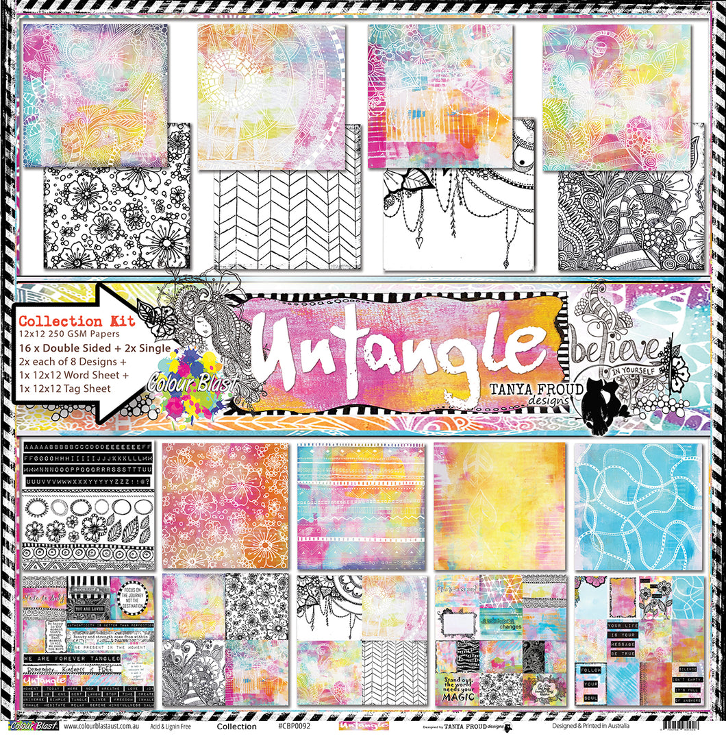 Untangle - Paper Collection Pack