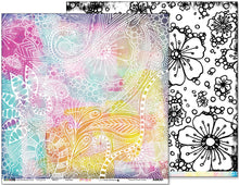 "Load image into Gallery viewer, Bloom - 12""x12"" Scrapbooking Paper"