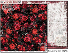 "Load image into Gallery viewer, Darkness - 12""x12"" Scrapbooking Paper"