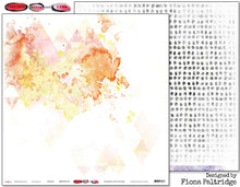 "Load image into Gallery viewer, Chance - 12""x12"" Scrapbooking Paper"