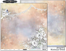 "Load image into Gallery viewer, Love - 12""x12"" Scrapbooking Paper"