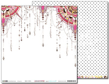 "Load image into Gallery viewer, Dream - 12""x12"" Scrapbooking Paper"