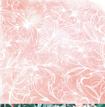 "Load image into Gallery viewer, Botanicals - 12""x12"" Scrapbooking Paper - Cut & Colour"