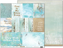 "Load image into Gallery viewer, Inhale - 12""x12"" Scrapbooking Paper"