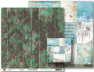 "Stand Out - 12""x12"" Scrapbooking Paper"