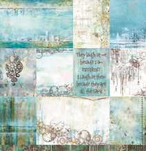 "Load image into Gallery viewer, Stand Out - 12""x12"" Scrapbooking Paper"