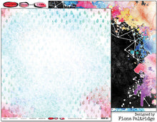 "Load image into Gallery viewer, Confidence - 12""x12"" Scrapbooking Paper"