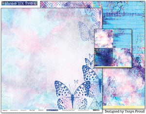 "New Year - 12""x12"" Scrapbooking Paper"