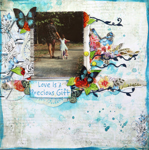 Love & Grace Multiple Layout Kit