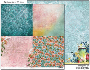 Bohemian Bliss - Paper Collection Pack