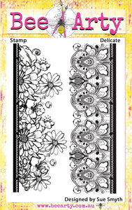 Delicate - Clear Stamp Set