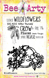 Wildflowers - Clear Stamp Set