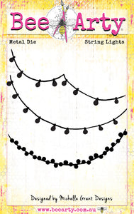 String Lights - Metal Die