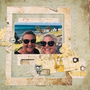 Love Letters Multiple Layout Kit