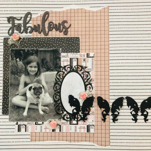 Pretty In Pink Multiple Layout Kit
