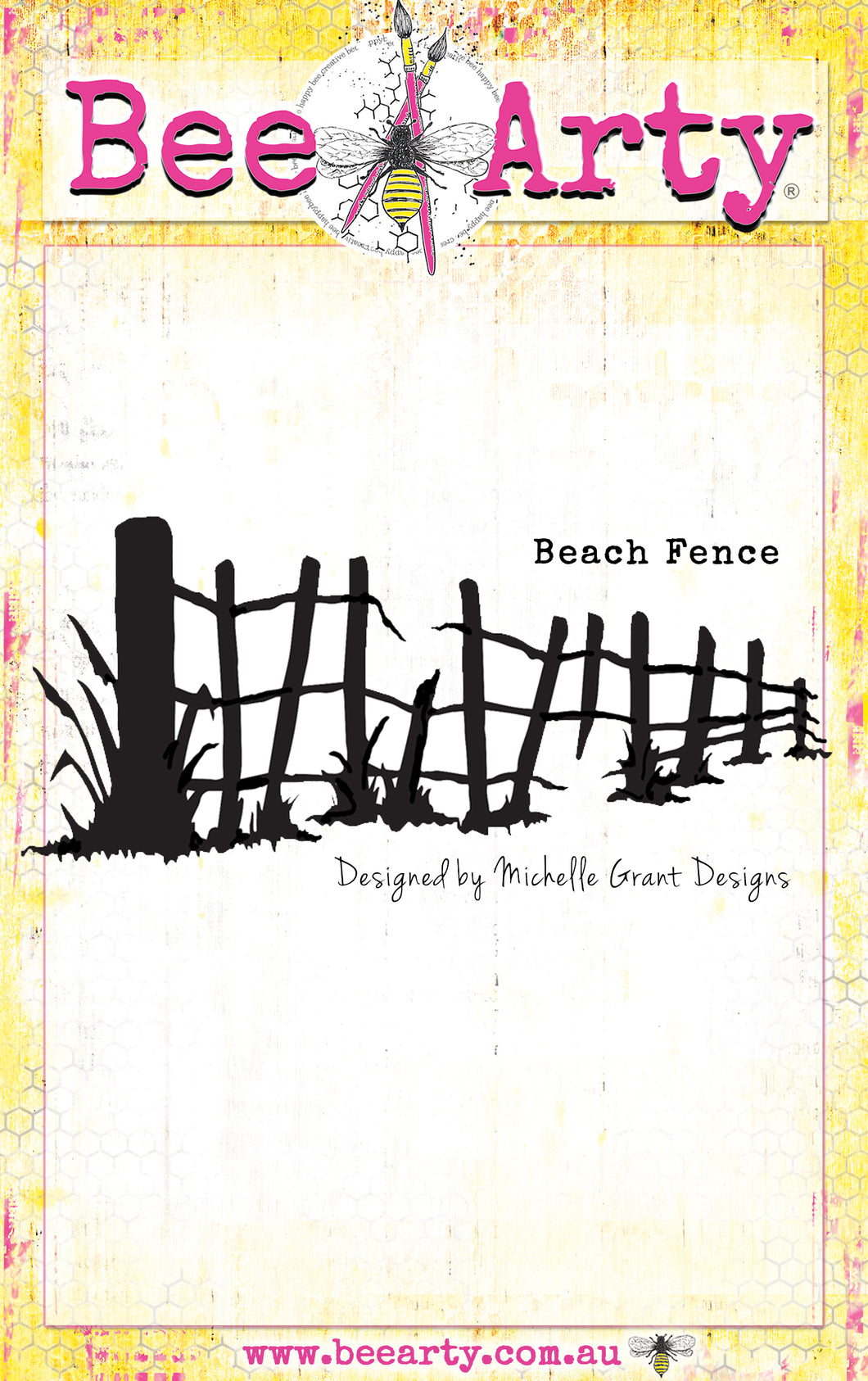 Beach Fence - Metal Die