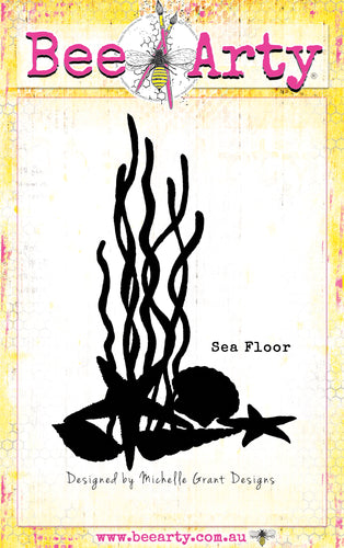Sea Floor - Metal Die