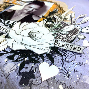 Bokeh - Clear Stamp Set