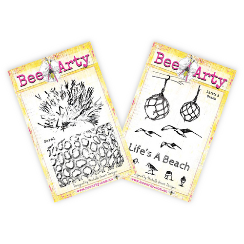 Day at the Beach Stamp Bundle