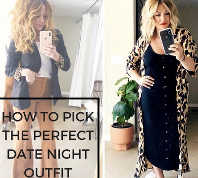 How to Choose the Perfect Outfit for a Date