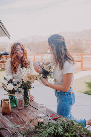 We Get Flowery with Ramblin' Rise Floral Co