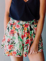 Meadow High Waisted Short