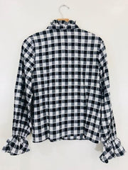 Lush Sweet Home Alabama Button Up Flannel