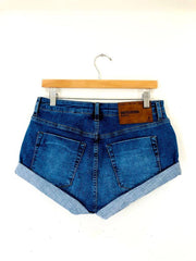 One Teaspoon Bandits Denim Shorts