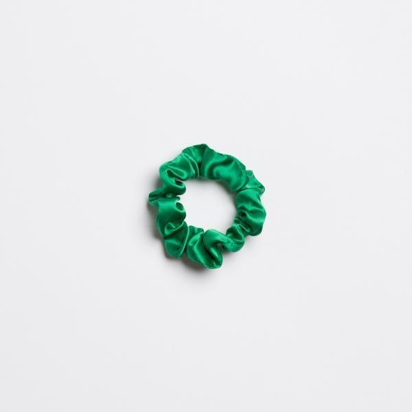 I'm With The Band Silk Mini Scrunchie