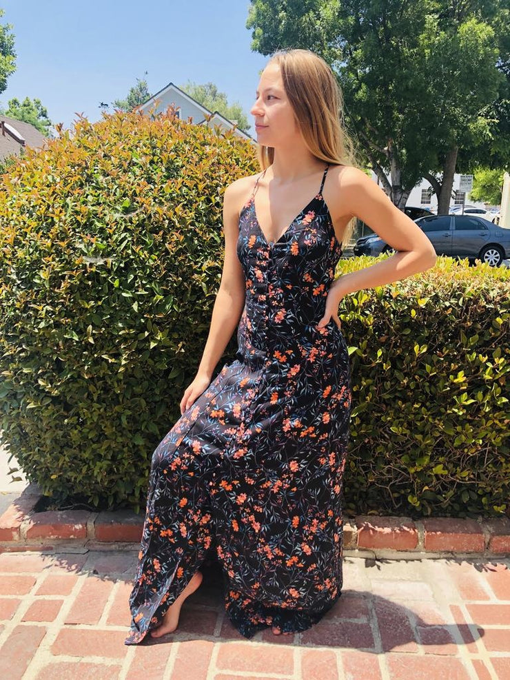 Knot Sisters Begonia Dress