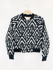 Saltwater Luxe Crossfire Jacket Sweater