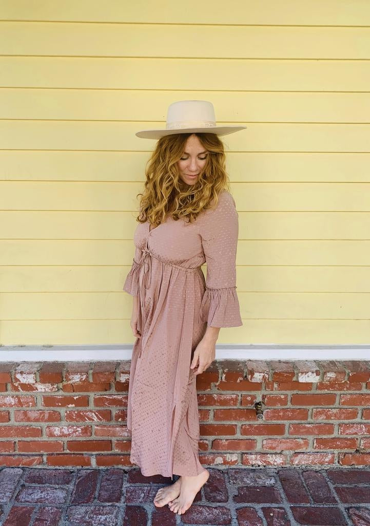 Saltwater Luxe Olivia Midi Dress