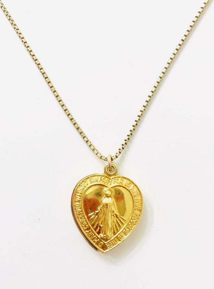 Joy Dravecky Steal My Heart Necklace