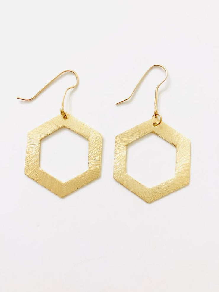 Small Gold Filled Earrings