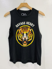 Chaser Savage Heart Muscle Tank