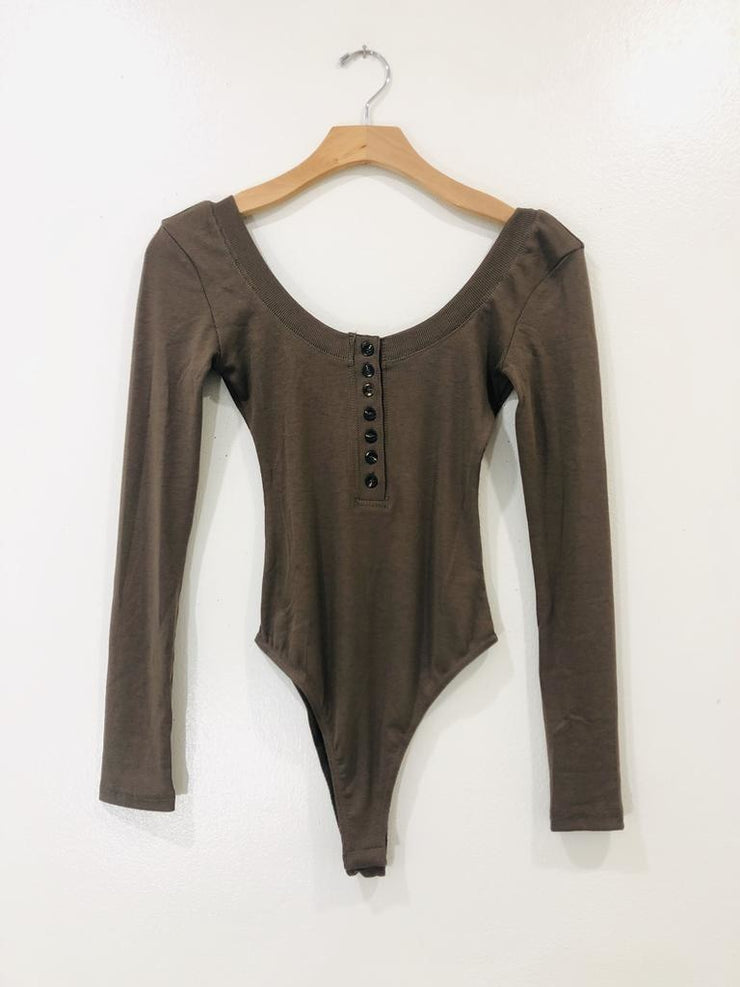 Audrey 3+1 Simple Things Bodysuit