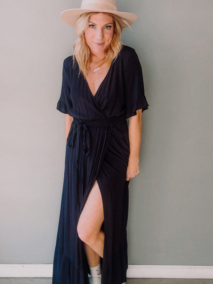 Lucy Love Enchanted Wrap Dress