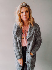 Harrison Oversized Cardigan
