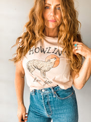 Howlin For You Tee