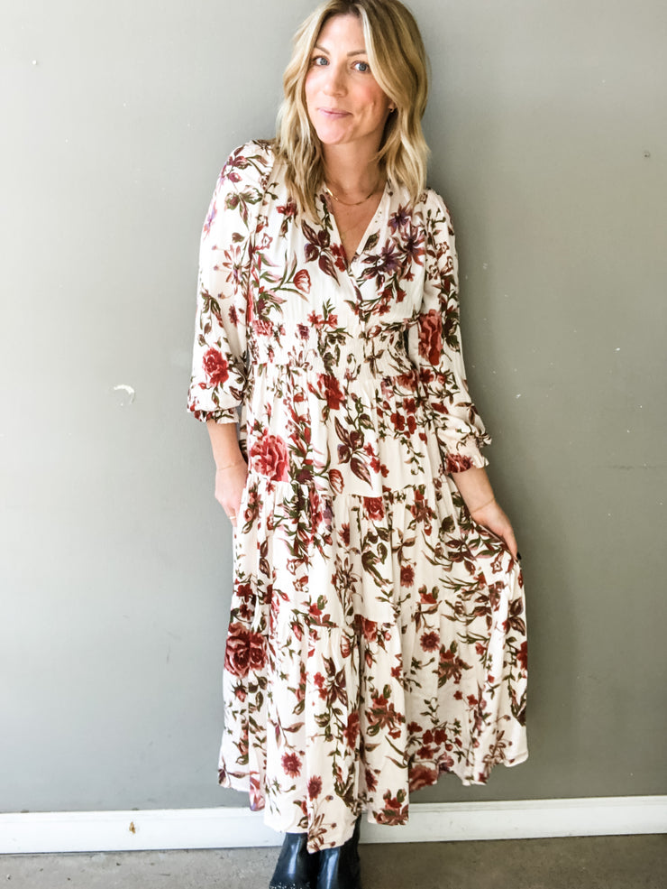 Sunday Child Maxi dress