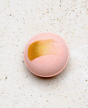 Milk + Honey Moisturizing Bath Bomb