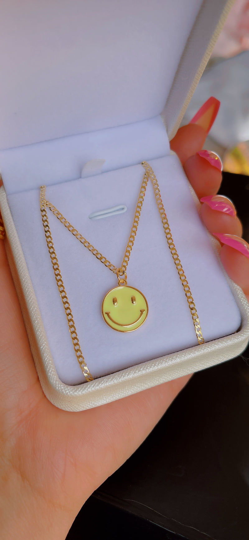 Be Happy Necklace
