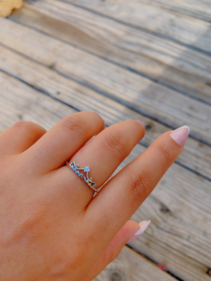 Mini Tiara Ring